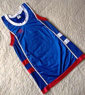 VEST canotta vintage 70's ADIDAS made in France tg. 5 circa M  Rare