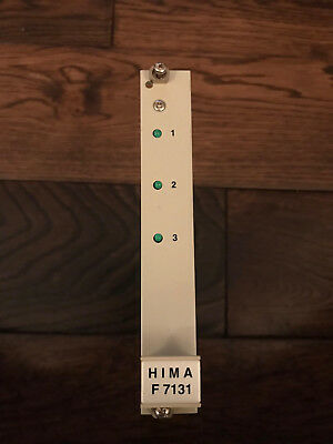HIMA F7131 Power Supply Monitoring Module
