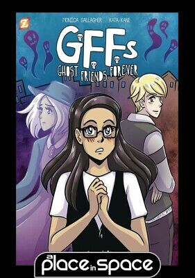 Ghost Friends Forever Vol 02 - Softcover