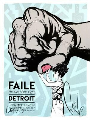 """Faile """"the size of the Fight"""" 2nd 2017"""