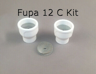 FUPA 12 Ceramic Cup Kit Made In the USA