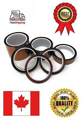"APT,1""x36Yds,1 mil Polyimide Adhesive Tape, High-Temperat,Ship From CANADA"