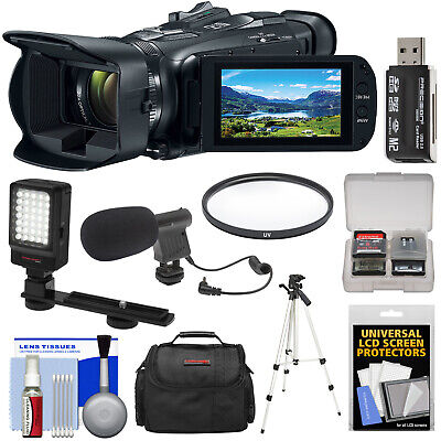 Canon Vixia HF G21 Full HD Video Camera Camcorder Bundle
