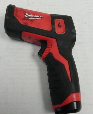 Milwaukee 2266-20 Laser Temperature Gun Thermometer. Functions. (2B3.31.JK)