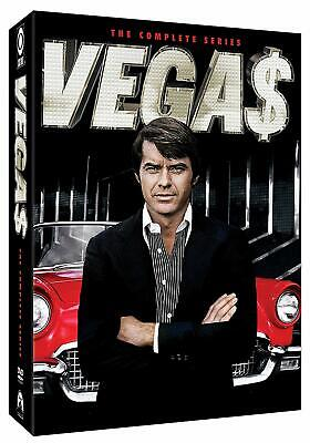 Vegas: The Complete Series [New DVD] Boxed Set Robert Urich
