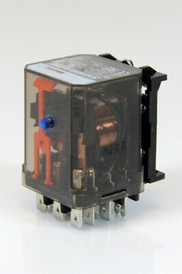 Schrack - RM Power Relay 10a 400vac - 24vdc Coil Voltage - RM 339 024