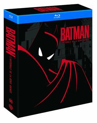 Batman The Complete Animated Series Region Free Blu-ray (FRANCE Import)