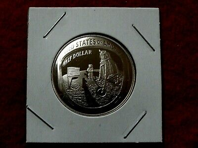 2019 S Apollo 11 50Th Anniversary  Proof Half Dollar
