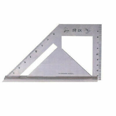 SB Corp MT-4590 Square Meter Angle Protractor Carpenter Tool Stainless