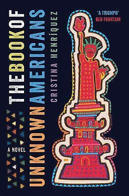 The Book of Unknown Americans by Henriquez, Cristina