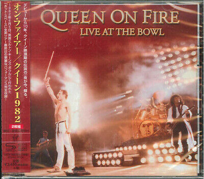 Queen + Adam Lambert - On Fire: Live At The Bowl (SHM-CD) [New CD] Rmst, SHM CD,