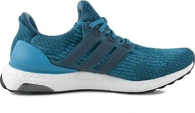 c30bec135 New Adidas Ultra Boost 3.0 Petrol Night Mystery Blue Men s Running Shoes  S82021