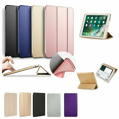 Hard Case Smart Stand Cover For iPad Mini Pro 2 3 4 Air 2 1 Shock Proof AU