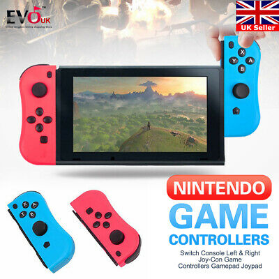 Nintendo Switch Console Left & Right Joy-Con Game Controllers Gamepad Joypad