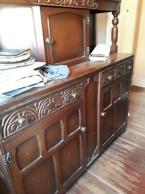 Early Cabinet / Buffet Cabinet /