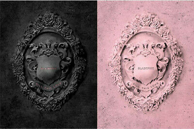 Blackpink - 2nd Mini Album: Kill This Love (Random Cover, 52pg Photobook, 16pgPh