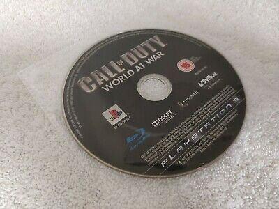 Call of Duty: World at War (PS3) *Disc Only*