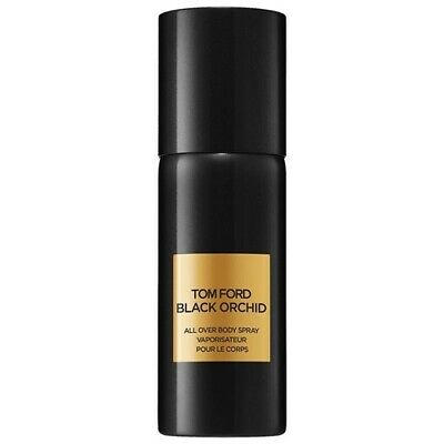 Tom Ford BLACK ORCHID Body Spray pour femme 150ml VAPO con su caja y celofán