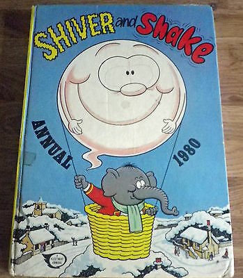 Shiver And Shake Annual 1980