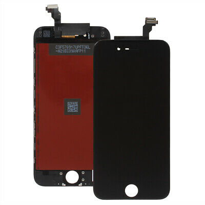 LCD Display Touch Screen Digitizer Assembly Replacement Black / White iPhone 6