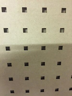 Radiator Cabinet Decorative Screening Perforated 3mm & 6mm thick MDF laser cut M