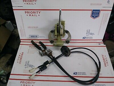 03-08 Element Mt Shifter + Shift Cables K24A4 Sc Pzd Manual 5 Speed K24 Awd Swap
