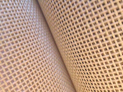 Antique Brown Mono Tapestry Canvas 13 count  Zweigart 50 x 50 cm needlepoint