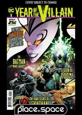 Dc's Year Of The Villain #1A (Wk18)