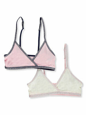 Tahari Girls' 2-Pack Bras