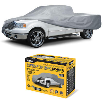 """Full Truck Cover Water Resistant UV Dirt Scratch Protection Pickup up to 250"""""""