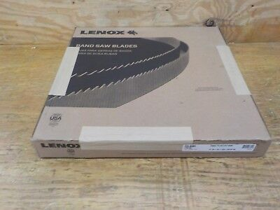 Lenox Classic Pro Vari-Raker Band Saw Blade, Bimetal, Regular Tooth, Raker Set