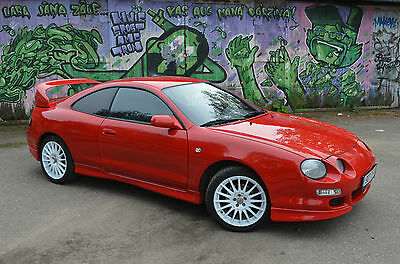 Toyota Celica AT200 ST202 ST205 GT-four 1993-1999 SSIII full body kit valances