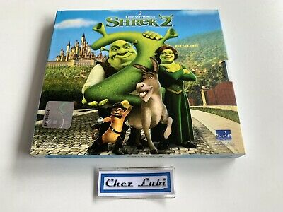Shrek 2 - Film 2004 - VCD / Video CD - EN ST MYS (Malais)