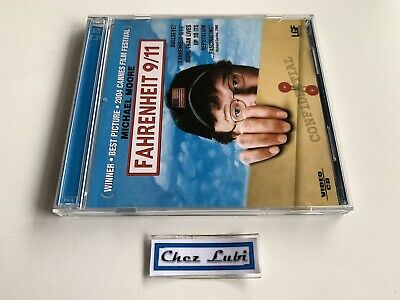Fahrenheit 9/11 (Michael Moore) - Documentaire 2004 - VCD / Video CD - EN