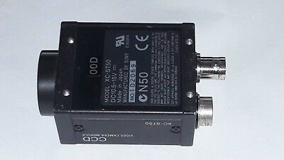 SONY CCD XC-ST50 Video Camera Module XCST50