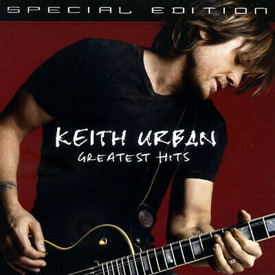 Keith Urban – Greatest Hits - Special Edition - CD & DVD