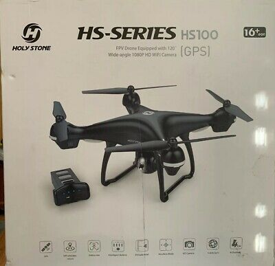 Holy Stone HS100 FPV RC Drone With 1080P HD Camera WIFI GPS Quadcopter Follow ME