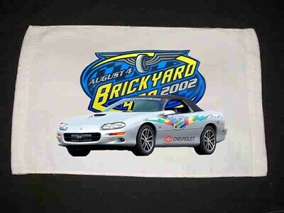 NEW 2002 Chevy Camaro Pace Car Hand Towel! Free Shipping!!