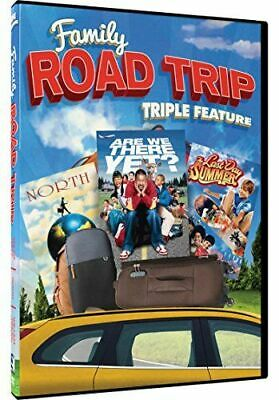 Family Road Trip: 3 Movie Collection New Dvd