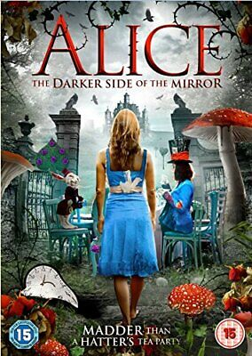 Alice - The Darker Side of the Mirror [DVD] - DVD  22VG The Cheap Fast Free Post