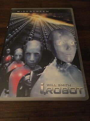 I, Robot Widescreen Will Smith James Cromwell