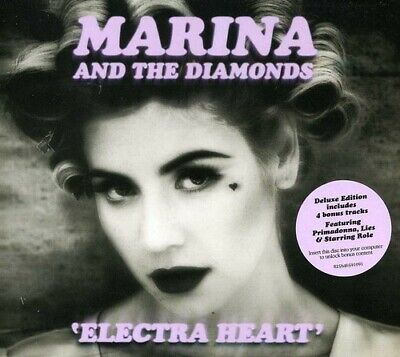 Marina &  Diamonds - Electra Heart: Deluxe Edtion (Dlx) (Import) New Cd