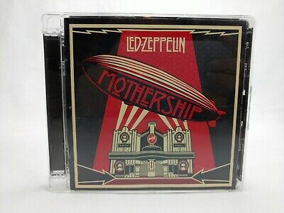 Mothership by Led Zeppelin - CD 2-Disc Set