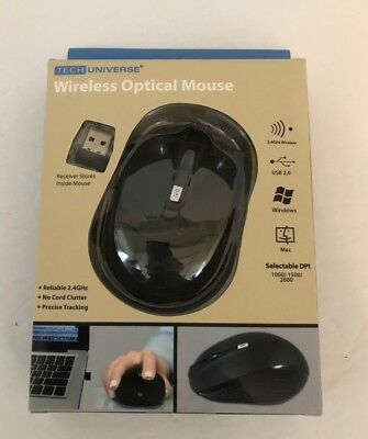 Tech Universe Genuine OEM Replacement Computer Mouse # TU2597