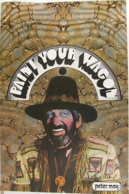 Pedro Max, Paint Your Wagon 2 , Póster