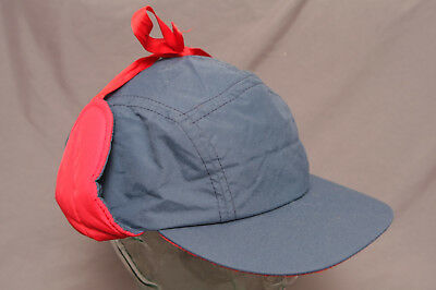 1b9c6e6f9558c3 Vtg Columbia Sportswear 5 Panel Insulated Winter Hat w/ Ear Flaps made in  USA