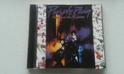 Prince And The Revolution : Music From Purple Rain Cd