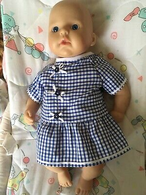 My First Baby Annabell & most other 37cm baby dolls clothes