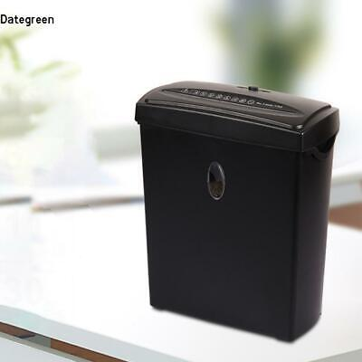Household Office Mini One-button Electric Automatic Shredder DTGN