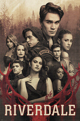 Riverdale (Let the Game Begin) - Maxi Poster 61cm x 91.5cm PP34495 - 654